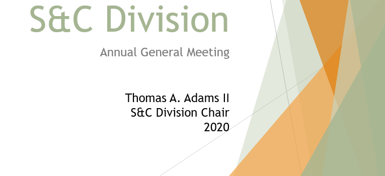 AGM Notes and Meeting Slides